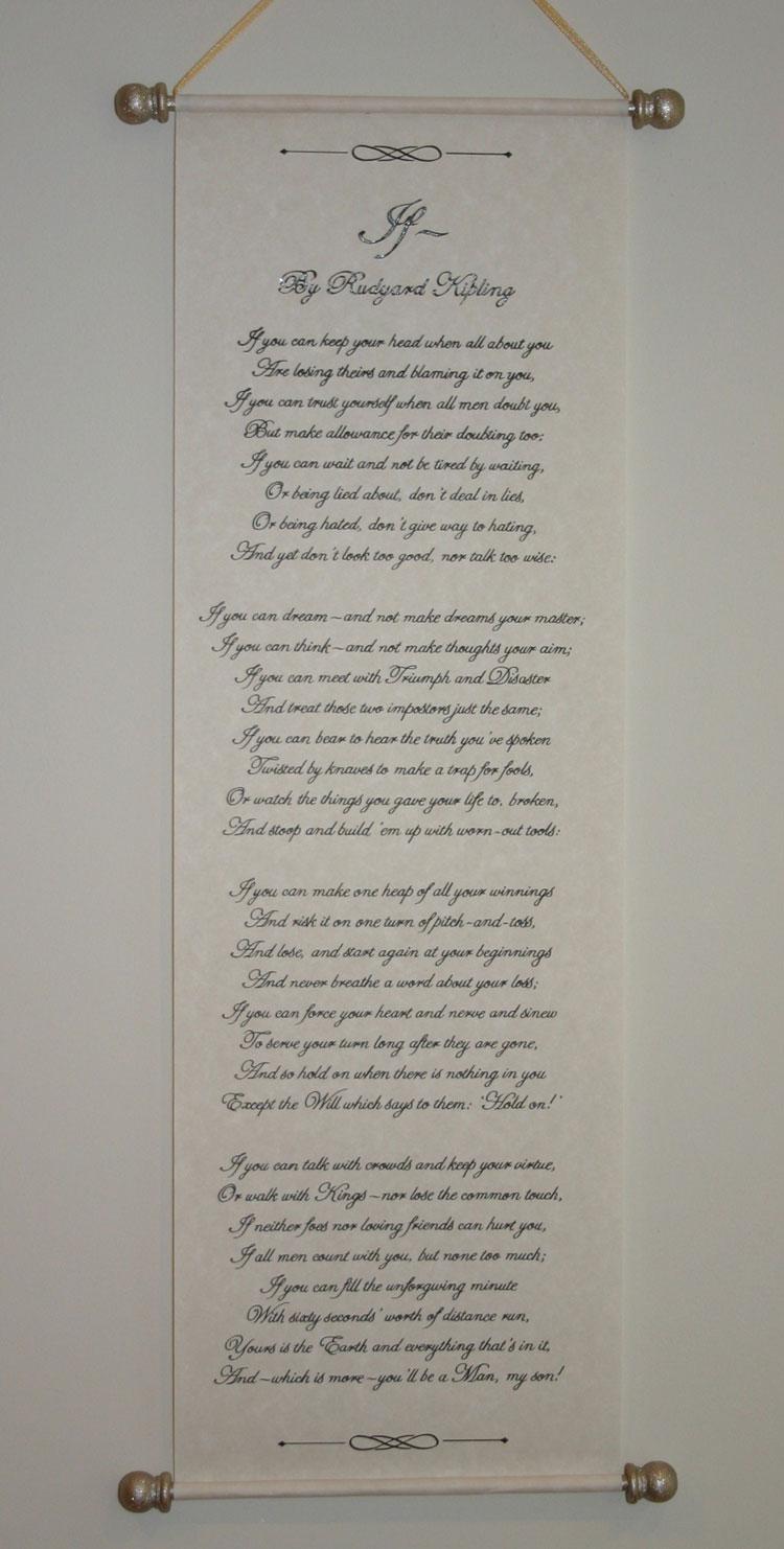 handwritten letter gift